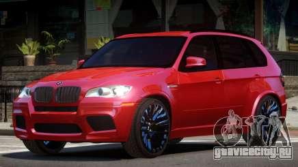 BMW X5M LT для GTA 4