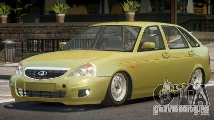 Lada Priora 2172 HB для GTA 4