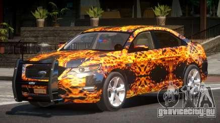 Ford Taurus Spec A PJ1 для GTA 4