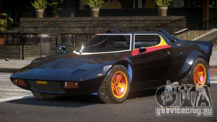 Lancia Stratos GT для GTA 4