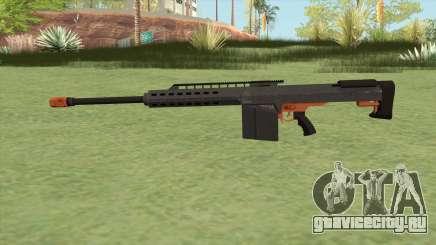 Heavy Sniper GTA V (Orange) V2 для GTA San Andreas