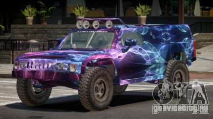 Hummer H3 Edit PJ2 для GTA 4