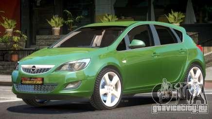 Opel Astra RS V1.1 для GTA 4