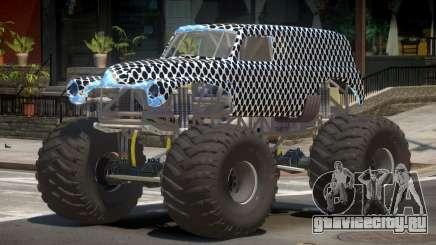Ford Country Off-Road Custom PJ3 для GTA 4