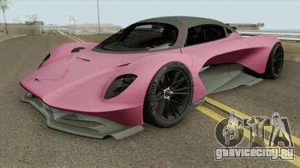 Aston Martin Valhalla 2020 для GTA San Andreas