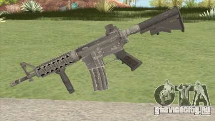 Assault Rifle (RE 3 Remake) для GTA San Andreas