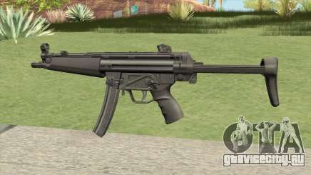 MP5A3 (COD 4: MW Edition) для GTA San Andreas