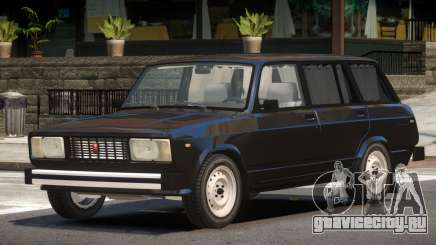 VAZ 2104 V1.1 для GTA 4