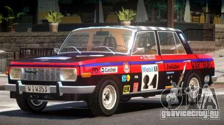 Wartburg 353 PJ2 для GTA 4
