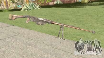 PTRS-41 (Fog Of War) для GTA San Andreas