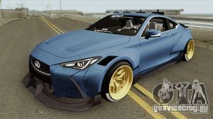 Infiniti Q60 S (Karma Monaco) для GTA San Andreas