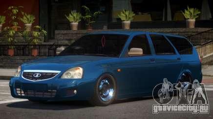 Lada Priora 2171UL для GTA 4