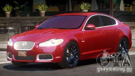 Jaguar XFR L-Tuned для GTA 4
