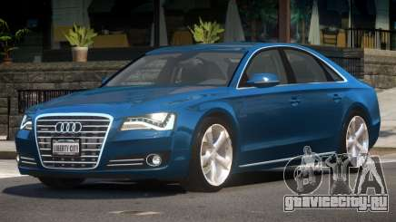 Audi A8 FSI V1.1 для GTA 4