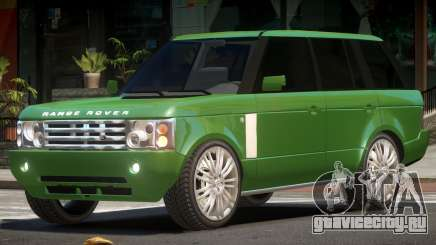 Land Rover RR Vogue V1.1 для GTA 4