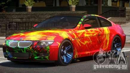 BMW M6 ST PJ4 для GTA 4