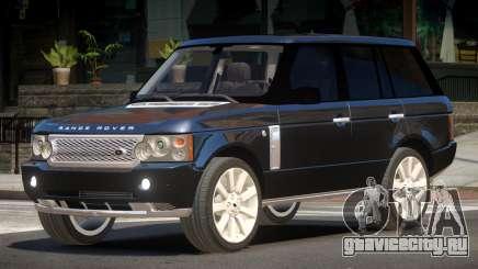 Range Rover Supercharged LT для GTA 4