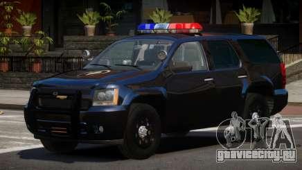 Chevrolet Tahoe Spec для GTA 4