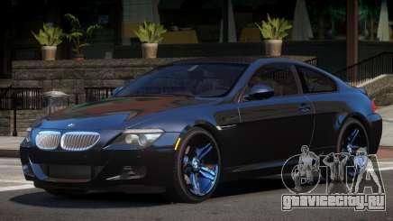 BMW M6 ST для GTA 4
