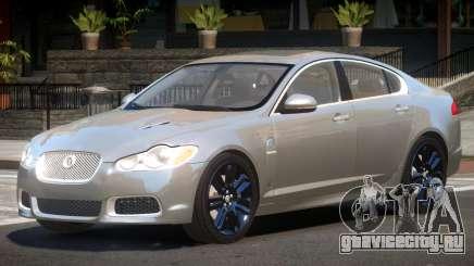 Jaguar XFR RS для GTA 4