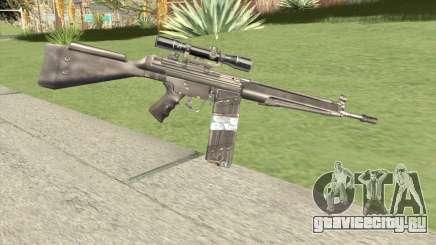 G3SG1 для GTA San Andreas