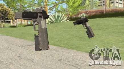 Heavy Pistol GTA V (Platinum) Flashlight V2 для GTA San Andreas
