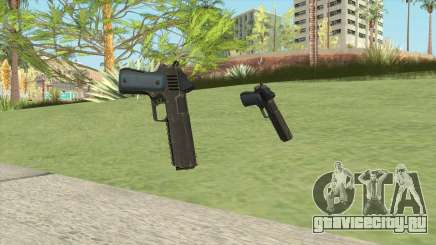 Heavy Pistol GTA V (LSPD) Base V1 для GTA San Andreas
