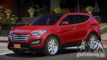 Hyundai Santa Fe S-Edit для GTA 4