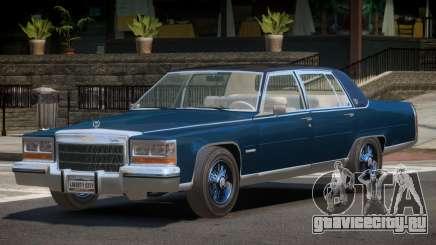 Cadillac Fleetwood Old для GTA 4