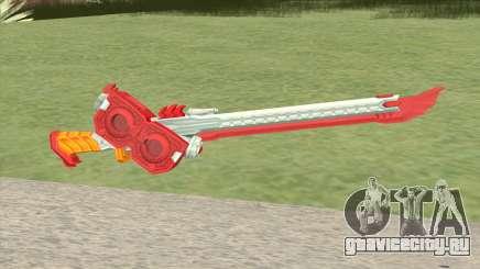 Kamen Rider Sword для GTA San Andreas
