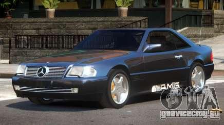 Mercede SL500 V1.0 для GTA 4