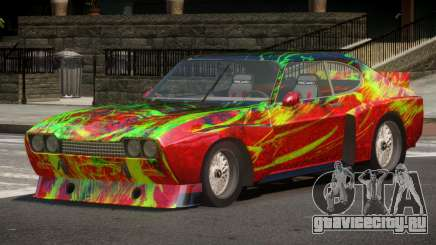 Ford Capri RS Tuned PJ1 для GTA 4