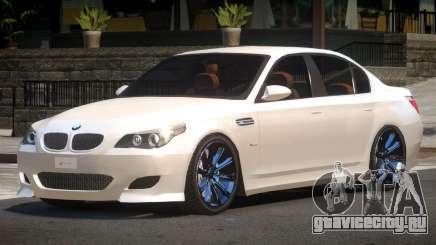 BMW M5 Tuned для GTA 4