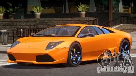 Lamborghini Murcielago SE для GTA 4