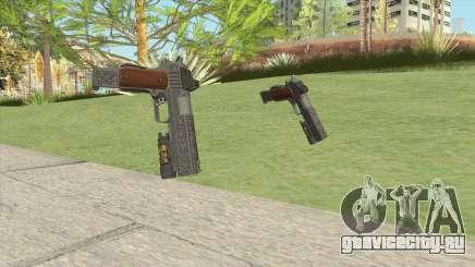 Heavy Pistol GTA V (Luxury) Flashlight V2 для GTA San Andreas