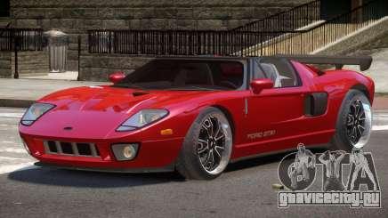 Ford GTX V1.0 для GTA 4