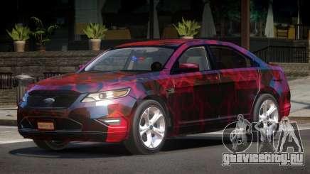 Ford Taurus Spec A PJ3 для GTA 4