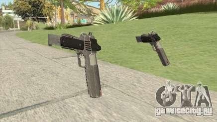 Heavy Pistol GTA V (Platinum) Base V2 для GTA San Andreas