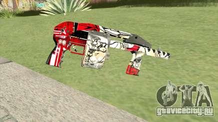 Striker (Graffiti) для GTA San Andreas