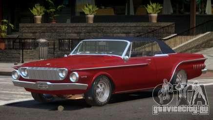 1965 Dodge Dart V1.0 для GTA 4