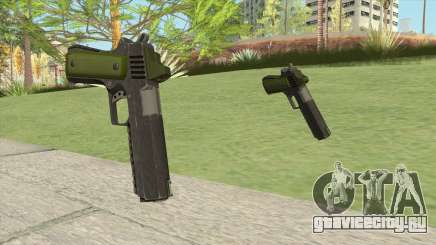 Heavy Pistol GTA V (Green) Base V1 для GTA San Andreas