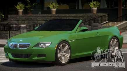 BMW M6 Edit для GTA 4