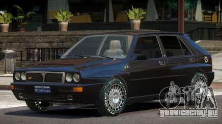 Lancia Delta Tuning для GTA 4