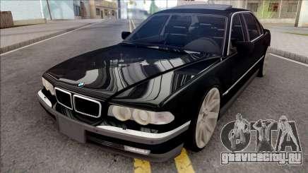 BMW 7-er E38 on Style 95 для GTA San Andreas
