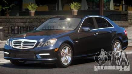 Mercedes Benz E63 Edit для GTA 4