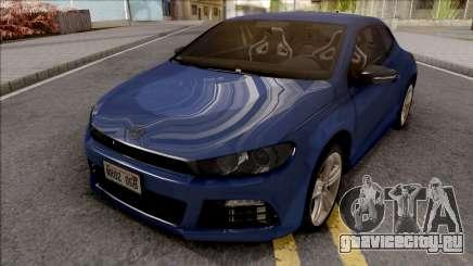 Volkswagen Scirocco R 2009 для GTA San Andreas