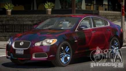 Jaguar XFR GT PJ3 для GTA 4