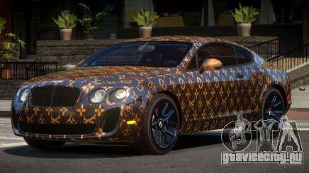 Bentley Continental Tuned PJ1 для GTA 4