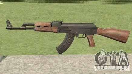 AK-47 (COD 4: MW Edition) для GTA San Andreas
