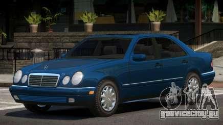 Mercedes Benz W210 для GTA 4